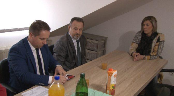 Posjeta premijera USK i crvenog križa Bihać