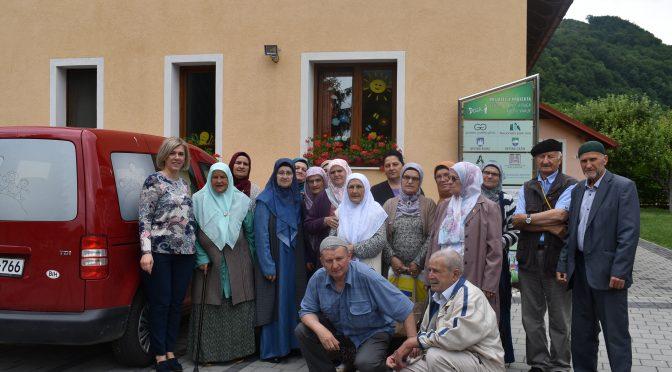 Posjeta Udruženja Hadžija En-Nur